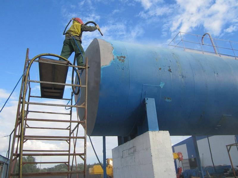 гидроизоляции резервуаров в Краснодаре